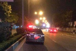 Quảng Ninh: Xe ô tô con va chạm với xe máy khiến 3 người thương vong