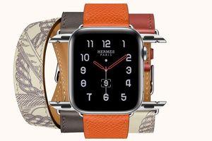 Apple Watch Hermès series 5: sự hợp tác ấn tượng giữa công nghệ và thời trang