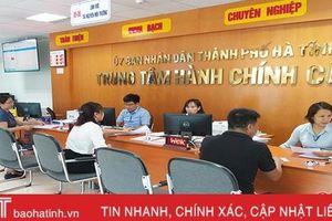 Dịch vụ công trực tuyến ở Hà Tĩnh vì sao còn 'ế khách'!?