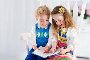 Cách giúp con bạn yêu thích đọc sách