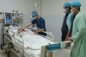 Bị xuất huyết não, Anh hùng bắn rơi 7 máy bay Mỹ Nguyễn Văn Bảy đang thập tử nhất sinh
