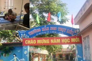 Thông tin mới nhất vụ gần 90 học sinh tại Phú Thọ nhập viện do bị ngộ độc