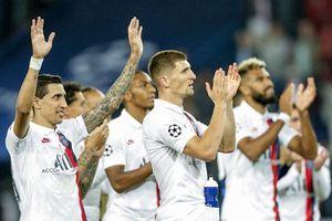 Kết quả, BXH Champions League (19/9): Real thảm bại trước PSG, Juve bị cầm hòa
