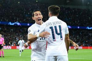 Đội hình tiêu biểu lượt trận thứ nhất vòng bảng Champions League: PSG áp đảo
