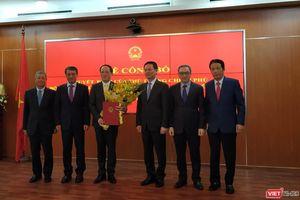 Chủ tịch VNPost Phạm Anh Tuấn được bổ nhiệm lãnh đạo Bộ TT&TT phản ánh xu thế bưu chính phát triển