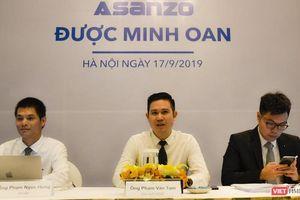 Sharp Việt Nam tố Asanzo giả mạo văn bản hợp tác với Sharp-Roxy Hong Kong