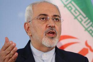 Bộ trưởng Ngoại giao Iran Zarif chỉ trích các lệnh trừng phạt của Mỹ
