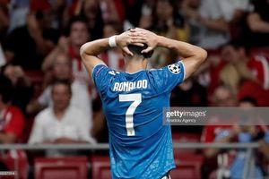 Ronaldo chứng tỏ đẳng cấp, Juventus vẫn mất 3 điểm đầy cay đắng