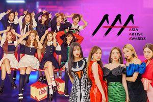 Hot: Red Velvet, Twice, Chungha cùng loạt nhóm nhạc nữ KPop xác nhận tham dự AAA 2019 tại Việt Nam