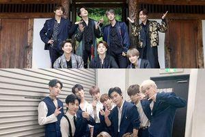 X1, BTS và nhạc phim 'Hotel Del Luna' tiếp tục thống trị bảng xếp hạng Gaon
