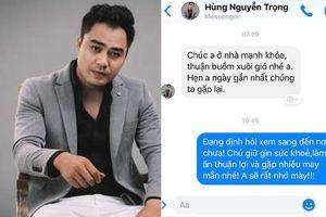 Diễn viên Trọng Hùng 'Về nhà đi con' quyết định từ bỏ sự nghiệp, sang Đức định cư