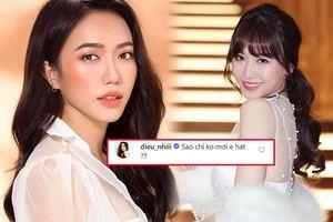 Diệu Nhi 'bức xúc' vì không được Hari Won… mời hát trong đêm mini concert