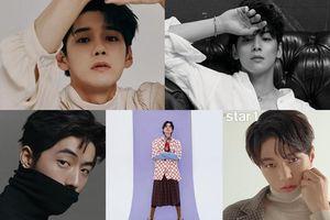 Báo Hàn nói gì khi Lee Dong Wook mặc váy, 'visual' đỉnh cao của Cha Eun Woo - L (Infinite) và Ong Seong Woo?