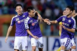 Vòng 24 V.League: Hà Nội FC vô địch sớm để dồn sức cho AFC Cup