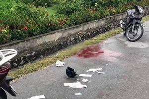 Lộ nguyên nhân cô gái bị đâm trọng thương khi đi xe máy trên cầu Bãi Cháy