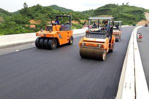 Chuẩn bị thông xe kỹ thuật tuyến cao tốc 12.000 tỷ