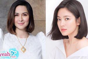 Rộ thông tin mỹ nhân Marian Rivera đảm nhận vai bác sĩ Kang của Song Hye Kyo trong 'Hậu duệ mặt trời' bản Philippines