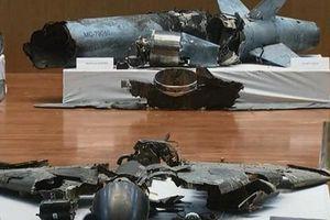 Ả Rập Xê Út trưng bằng chứng 'không thể chối cãi' về vũ khí Iran liên quan tới vụ tấn công cơ sở lọc hóa dầu