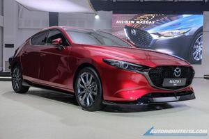 Mazda3 thế hệ mới giá từ 737 triệu đồng tại Thái Lan, khách hàng Việt 'dài cổ' chờ