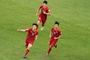 Đội tuyển Việt Nam đã thay đổi vị trí như thế nào trên BXH FIFA?