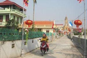 Nam Định: Về đích xây dựng nông thôn mới