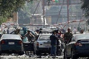 Nổ bom gần cơ quan tình báo Afghanistan, hơn 90 người thương vong