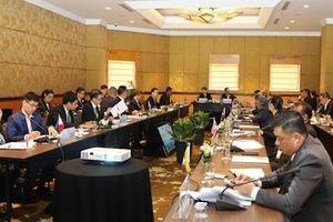 Ngày làm việc thứ hai Hội nghị ASEANAPOL 39