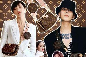 Vừa 'lên sóng', siêu phẩm túi 2 trong 1 của Louis Vuitton đã khiến Khánh Linh, Decao lẫn Rihanna, Địch Lệ Nhiệt Ba và loạt fashionista mê mệt