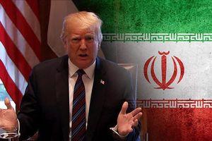 Ông Trump ra lệnh tăng 'đáng kể' các lệnh trừng phạt chống lại Iran
