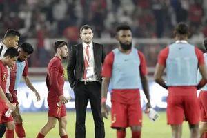 Indonesia sẽ sa thải HLV trưởng trước trận gặp Việt Nam?