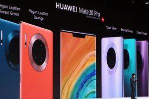 Huawei chính thức ra mắt Mate 30 và Mate 30 Pro