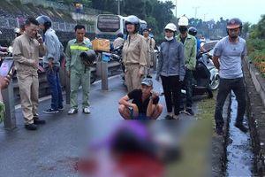 Bắt nghi can sát hại phụ nữ trên cầu Bãi Cháy