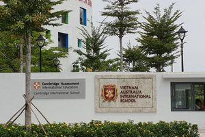 Trường Quốc tế Việt Úc xin lỗi học sinh và phụ huynh