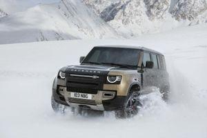 Đây là lý do Land Rover Defender 2020 không có phiên bản số sàn
