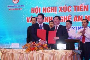 Tỉnh Nghệ An giới thiệu 117 dự án trọng điểm thu hút đầu tư tại TP Hồ Chí Minh