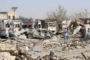 Lại xảy ra đánh bom thảm khốc tại Áp-ga-ni-xtan
