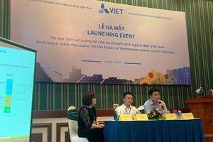 Ra mắt Tổ chức Sáng kiến về chuyển đổi năng lượng Việt Nam