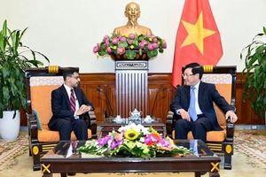 Việt Nam là đối tác quan trọng hàng đầu trong chính sách Hành động hướng Đông của Ấn Độ