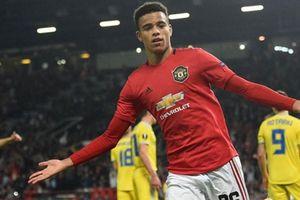 Europa League: Man.United Arsenal thắng bằng hàng công trẻ