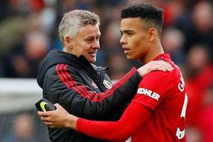 Với Greenwood, Man.United đã đúng khi không mua tiền đạo