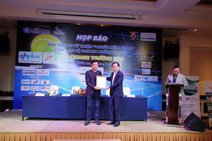 Quyên góp gần 600 triệu từ Giải quần vợt Từ thiện CLB Doanh nhân Sài Gòn