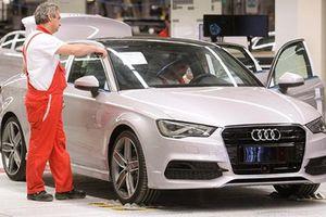 Audi phải tháo các phần mềm 'ăn gian' trong tháng 9