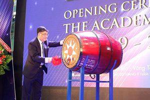 Trường ĐH Bà Rịa - Vũng Tàu (BVU) khai giảng năm học mới