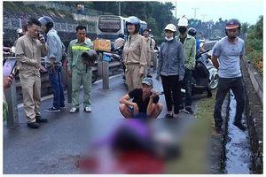 Vụ người phụ nữ bị kẻ lạ mặt đâm trên cầu Bãi Cháy: Nạn nhân đã tử vong