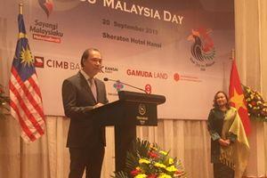 Thứ trưởng Ngoại giao Nguyễn Quốc Dũng dự Lễ kỷ niệm 62 năm Quốc khánh Malaysia
