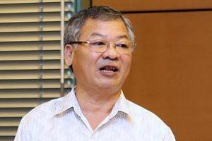 Ông Hồ Văn Năm bị cho thôi Đại biểu Quốc hội