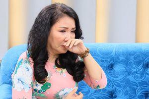 Diễn viên Ngân Quỳnh từng muốn giải nghệ để chăm sóc gia đình