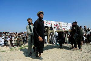 Mỹ không kích làm ít nhất 30 dân thường thiệt mạng ở Afghanistan