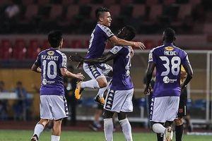 Hà Nội FC bảo vệ thành công ngôi vô địch V-League