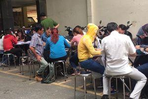 Người dân ùn ùn đến công an trình báo sau khi Chủ tịch Alibaba bị bắt